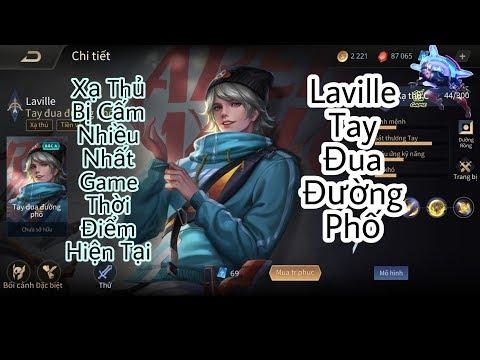 Laville Tay Đua Đường Phố Trang Phục Bậc A - Chí Tôn Game