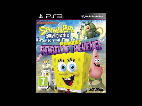 Spongebob Squarepants Plankton's Robotic Revenge OST (Download)