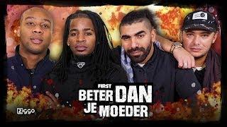 SJAAK vs. KEIZER: BETER DAN JE MOEDER | FIRST