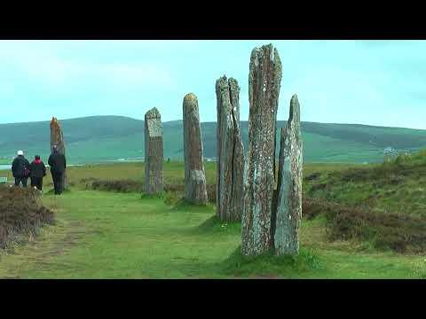 Orkney Islands SCHOTTLAND  Kirkwall, Skara Brae, Ring of Brodgar