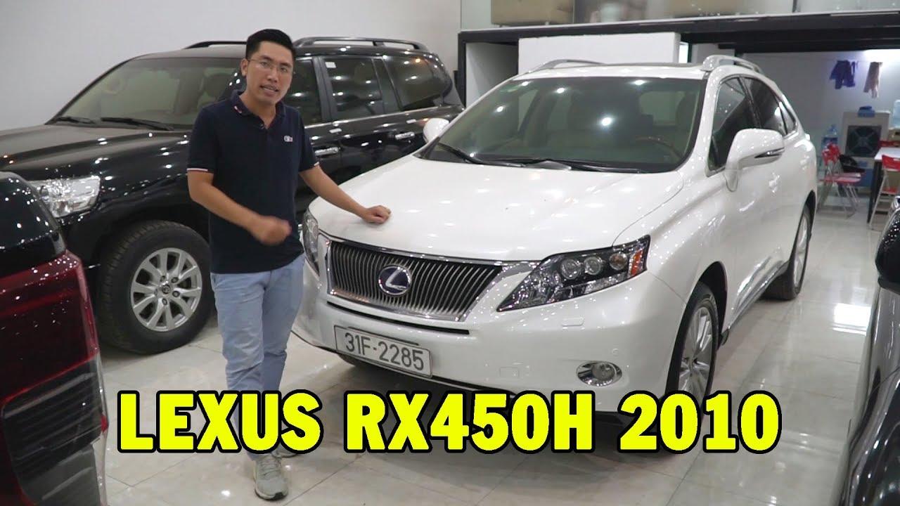 ✅ Lexus RX450h 2010 một chủ từ đầu, Giá Bao nhiêu thì yêu được các cụ nhi?