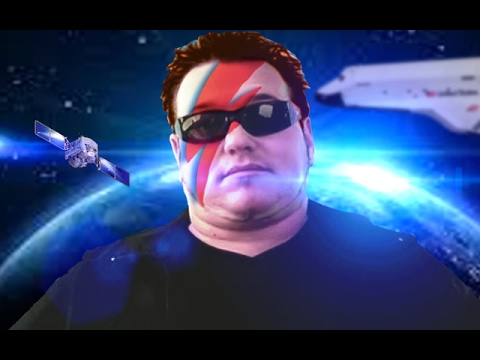 All Star but it's Space Oddity