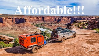 New Overland Trailer Walk around from Drifter Trailers