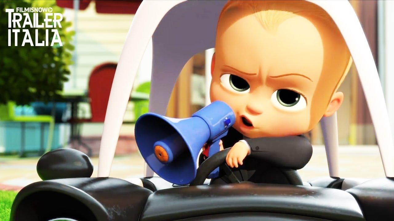 Baby boss il nuovo esilarante trailer italiano youtube