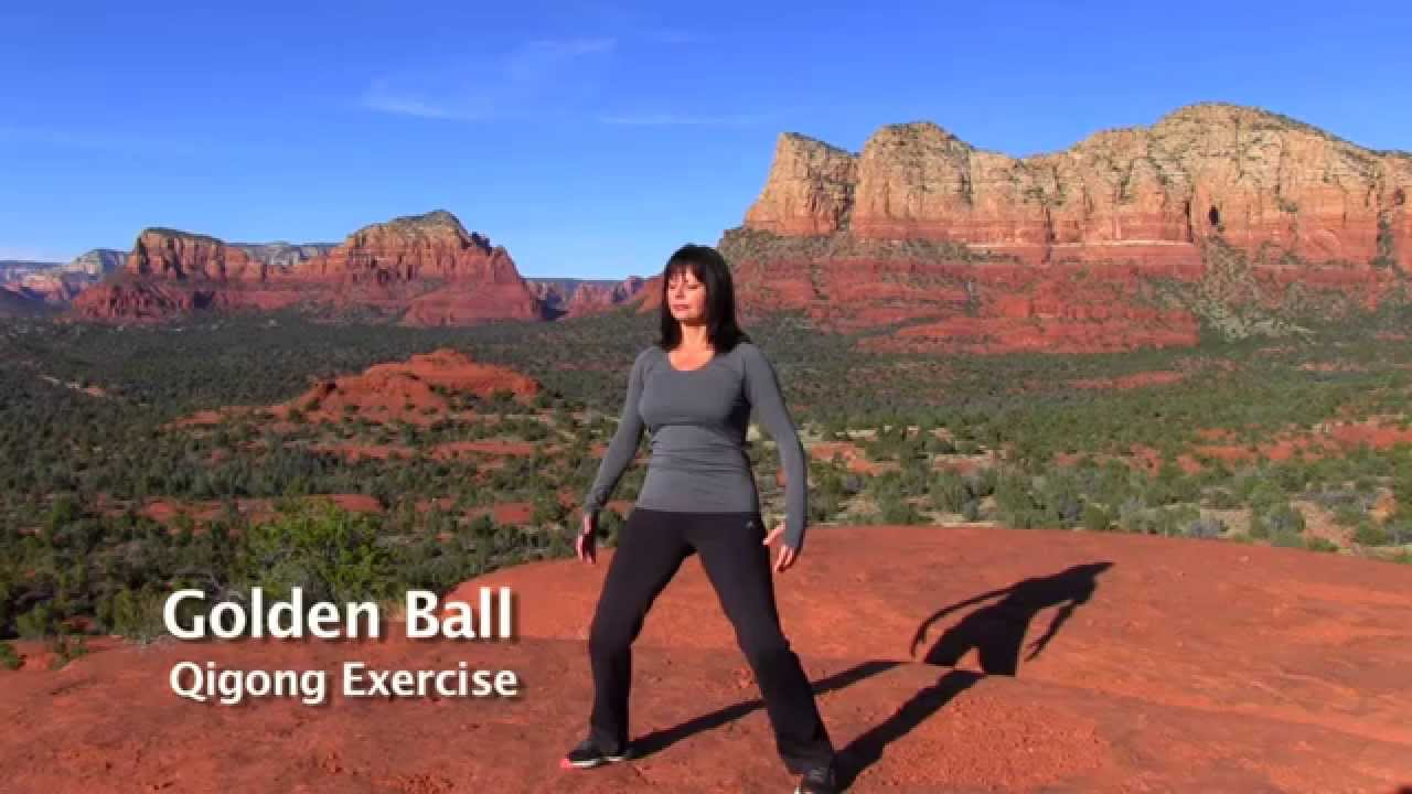 Golden Ball Qigong Exercise
