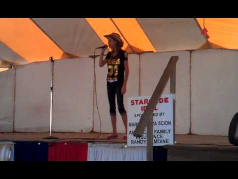 Casey Thomas Idol Competition