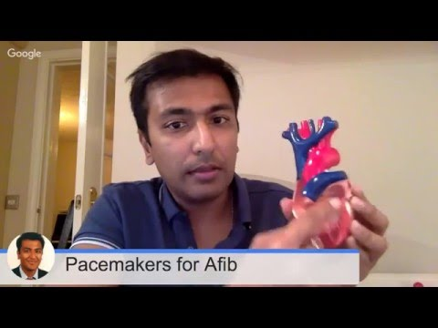 Pacemakers for Afib
