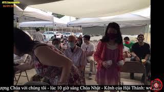 HTTL Sacramento | Chương Trình Thờ Phượng | Ngày 06/09/2020 | MS Hứa Trung Tín