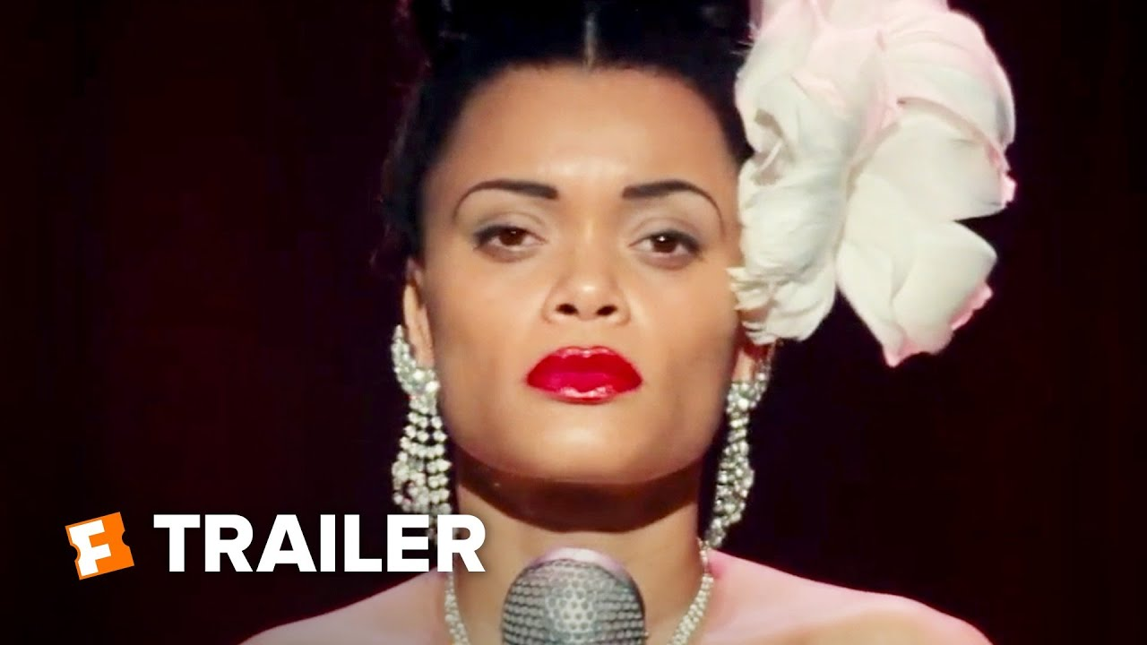 The United States vs. Billie Holiday Trailer #1 (2021)   Movieclips Trailers