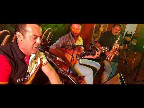 Grupo Salma.  Boda De Alejandro Y M.Jose, Tocina ( Sevilla ) ( Durante La Barra Libre )