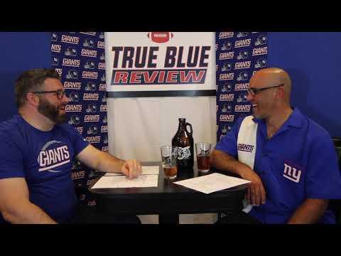 NYG True Blue Review: Dallas Cowboys Game 9-10-2017