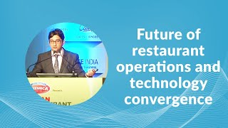 Future of restaurant operations and