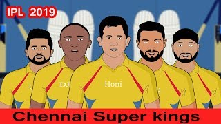 IPL 2019 -  Chennai Super Kings