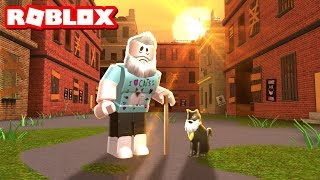 SURVIVE FOR 100 YEARS IN ROBLOX