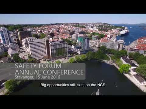 Level of activity on the Norwegian continental shelf (NCS) - Safety Forum annual conference 2016