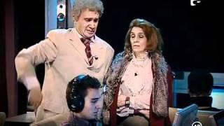 In Puii Mei - Ceausescu isi face cont pe Facebook 13.11.2010