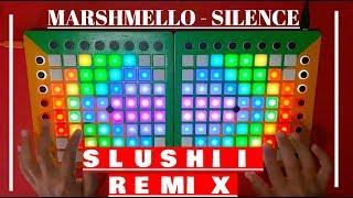 Marshmello - Silence (Slushii Remix) // Launchpad Cover