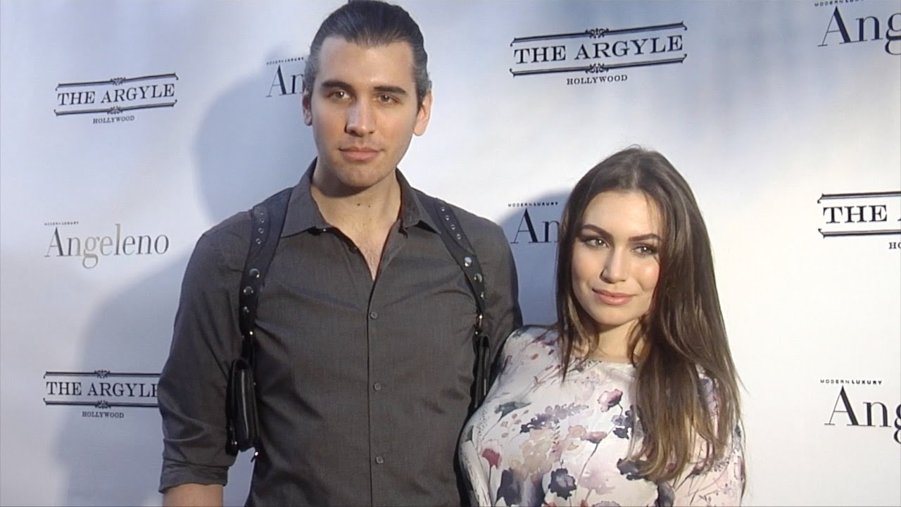 Sophie Simmons & Nick Simmons arrive at Angeleno Magazine ...