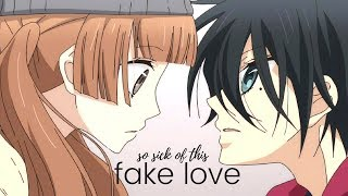 【AMV】FAKE LOVE - BTS