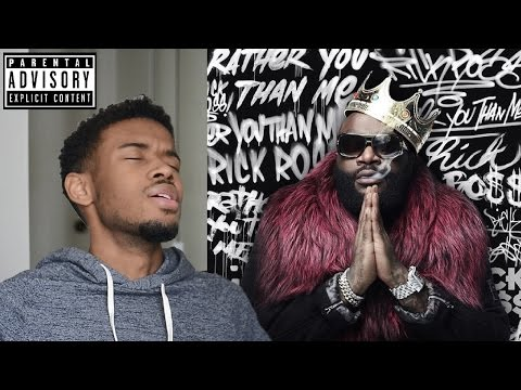 Rick Ross - RATHER YOU THAN ME ALBUM Review