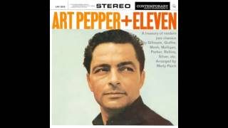 Art Pepper - Opus de Funk