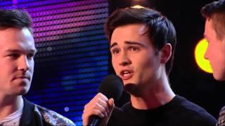 (Napisy)Brytyjski Mam Talent 8 - Collabro