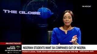 Nigerian students want SA companies out of Nigeria
