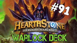 Hearthstone Handlock Warlock Deck Let's Play #91 German Deutsch Gameplay