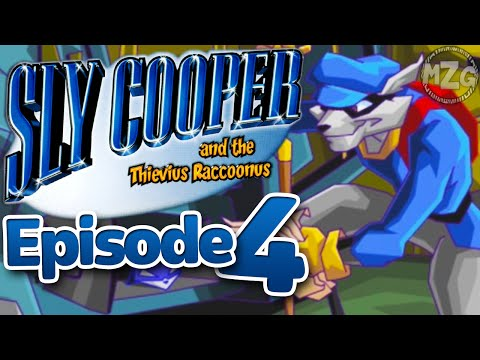 Frog Battle! - Sly Cooper and the Thievius Raccoonus Playthrough - Episode 4