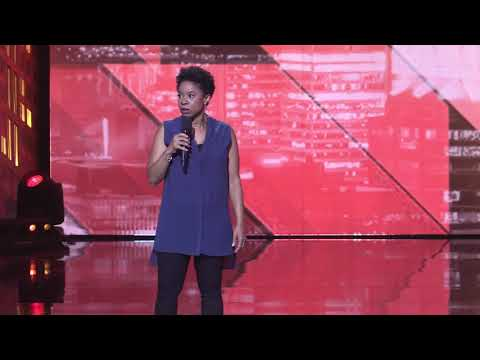 Marina Franklin performs at the Just For Laughs Festival