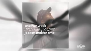 Eric Saade - Another Week (Joakim Molitor remix) |  Audio