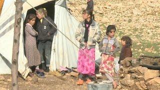آخرین وضعیت ایزدی ها در کوهستان سنجار