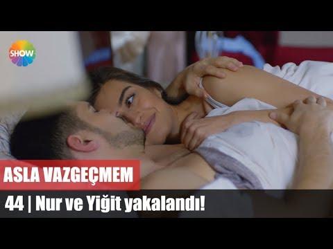 Nur ve Yiğit yakalandı! | Asla Vazgeçmem 44.Bölüm