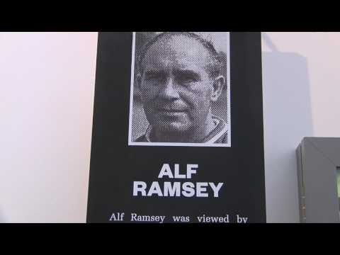 '6 from 66' - Sir Alf Ramsey