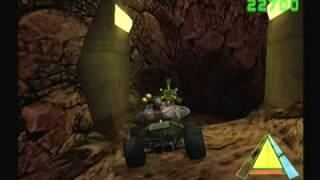 Red Dog: Superior Firepower - Gameplay