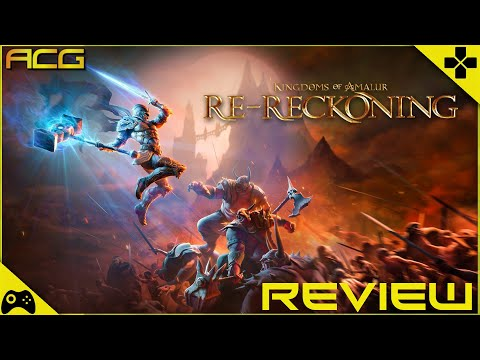 "Kingdoms Of Amalur: Re-Reckoning Review - I Reckon It's Ok ""Buy, Wait, Never Touch?"""