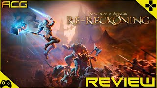 Kingdoms Of Amalur: Re-Reckoning Review - I Reckon It's Ok