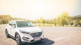Hyundai Tucson 1.6 T-GDI Test Drive | Review