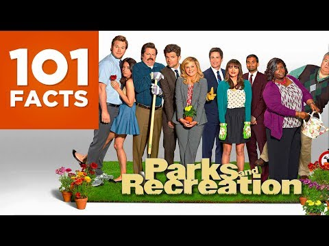 101 Facts About Parks and Recreation Mp3
