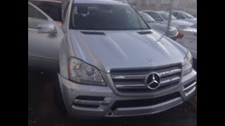 mercedes gl 450 gl350 fuse box locations / 4 boxes - youtube  youtube