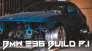 BMW e36 build stance project p.1| НАЧАЛО, ИСТОРИЯ | Fittedlow vlog s01