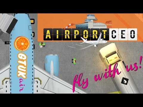 Videos On Demand: AIRPORT CEO ll FLIGHT DELAYS AND STAFF ISSUES (EARLY ACCESS)