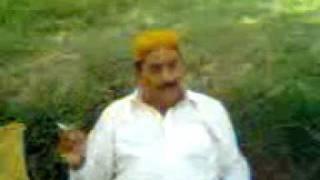 My uncle Nazim din jamali smokeing