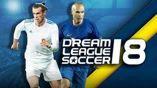Уже намного лучше•Обзор игры•Dream League Soccer 2018