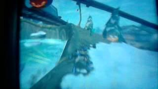 Bug Sly Racoon 2, Carmelita coincé + réveil infligeant des dommages à Carmelita thumbnail