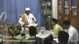 Habib Ahmad Ismail : Merasa diri nya diawasi Allah SWT