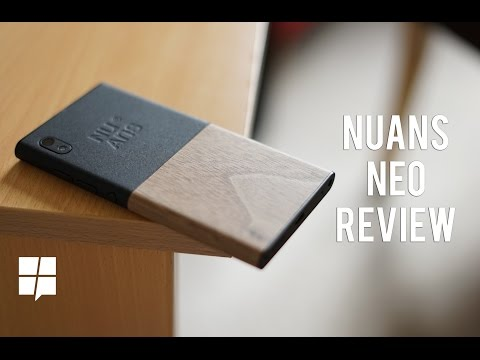 NuAns NEO Review