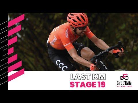 Giro d'Italia 2020 | Stage 19 | Last Km