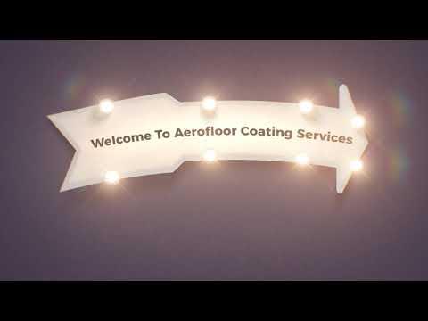 Aerofloor Coating Services - Flooring Contractor in Plano, TX