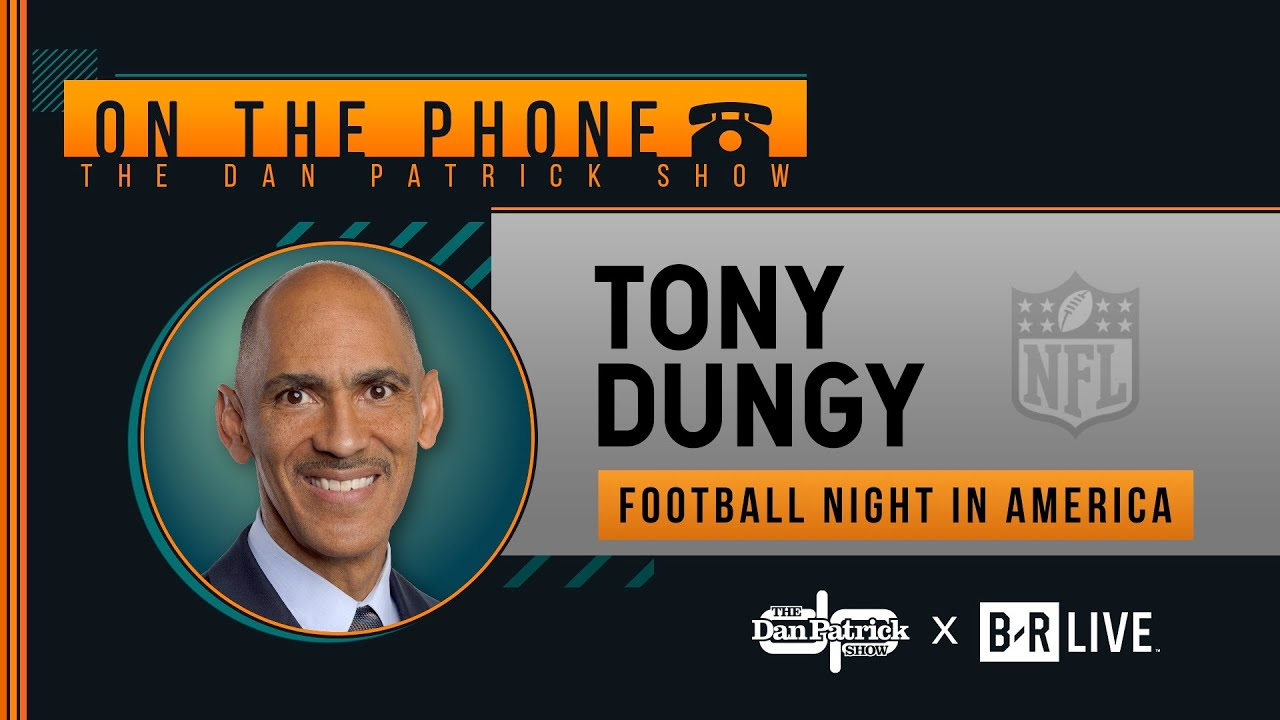 Tony Dungy Talks Chiefs-Titans, 49ers-Packers & More with Dan Patrick | Full Interview | 1/20/20